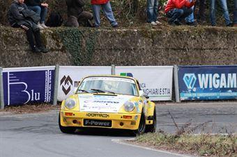 Bertinotti Marco,Rondi Andrea(Porsche 911 rsr,Rally&Co,#8), CAMPIONATO ITALIANO RALLY AUTO STORICHE
