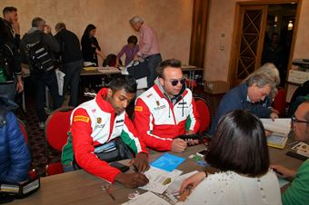Bossalini Elia, CAMPIONATO ITALIANO RALLY AUTO STORICHE