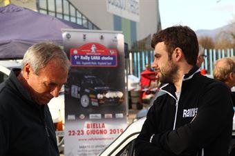 Delle Coste Luca, CAMPIONATO ITALIANO RALLY AUTO STORICHE