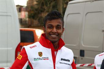 Ratnayake Harshana, CAMPIONATO ITALIANO RALLY AUTO STORICHE