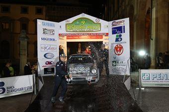 Rimoldi Roberto,Consiglio Roberto(Porsche 911 sc,Rally&co,#12), CAMPIONATO ITALIANO RALLY AUTO STORICHE