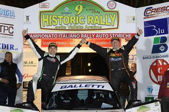 Riolo Toto,Floris Alessandro(Subaru Legacy,Cst Sport,#4), CAMPIONATO ITALIANO RALLY AUTO STORICHE