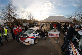 Verifiche Tecniche, CAMPIONATO ITALIANO RALLY AUTO STORICHE