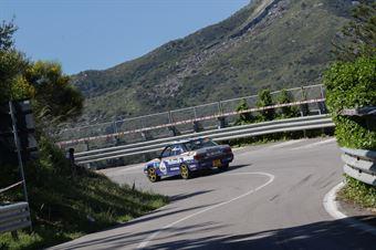 Valente Edoardo,Revenu Jeanne Francoise(Subaru Legacy,Team Bassano,#104), CAMPIONATO ITALIANO RALLY AUTO STORICHE