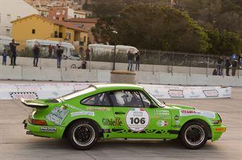 La Franca Claudio,La Franca Franceso(Porsche 911 rs,Ro Racing,#106), CAMPIONATO ITALIANO RALLY AUTO STORICHE