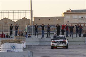 Zippo,Arena Nicola(Audi Quattro,Winners Rally Team,#109), CAMPIONATO ITALIANO RALLY AUTO STORICHE