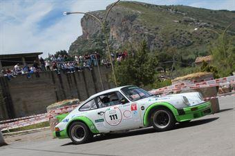 Pollara Marcello,Terenzio Vincenzo((Porsche 911 sc,Island Motorsport,#111), CAMPIONATO ITALIANO RALLY AUTO STORICHE