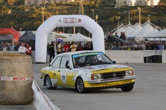 Placa Gandolfo,La Placa Gabriele(Opel Ascona,Project Team,#117), CAMPIONATO ITALIANO RALLY AUTO STORICHE