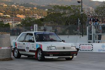 Perricone Roberto,Scrigna Alessandro(Peugeot 309 Gti,Project Team,#122), CAMPIONATO ITALIANO RALLY AUTO STORICHE