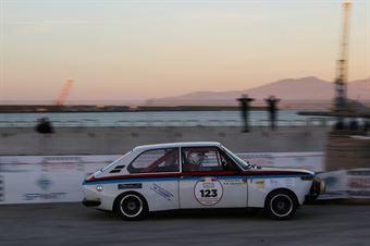 Ricevuti Italo,Rizzo Ernesto(Bmw Touring,Island Motorsport,#123), CAMPIONATO ITALIANO RALLY AUTO STORICHE