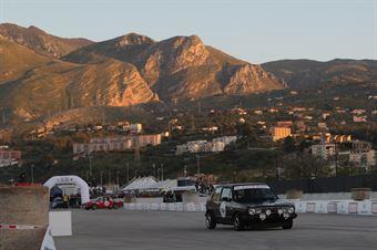 Salomone Francesco,De Salvo Angelo(Volskwagen Golf Gti,Caccamo Corse,#124), CAMPIONATO ITALIANO RALLY AUTO STORICHE