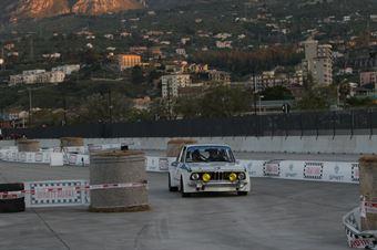 Ferrara Sardo Giuseppe,Amato Giuseppe(Bmw 2002,Scuderia Etna,#127), CAMPIONATO ITALIANO RALLY AUTO STORICHE