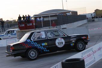 Mauriello Gianluca,Mannina Vincenzo(Bmw 320,Omega,#129), CAMPIONATO ITALIANO RALLY AUTO STORICHE