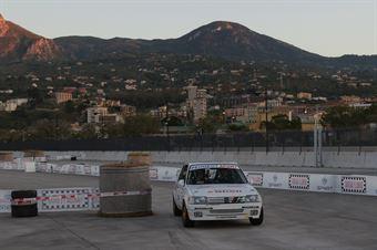 Bruce,D Agostino Salvatore(Peugeot 205,Ro Racing,#130), CAMPIONATO ITALIANO RALLY AUTO STORICHE