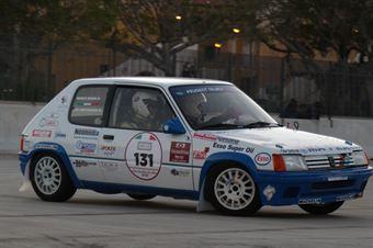 Cristadoro Leonardo,Marin Marco(Peugeot 205,Omega,#131), CAMPIONATO ITALIANO RALLY AUTO STORICHE