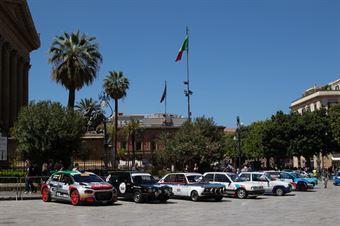 Parco Partenza, CAMPIONATO ITALIANO RALLY AUTO STORICHE