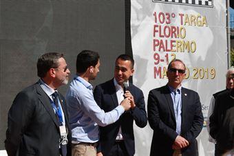 Palco Partenza Autorità, CAMPIONATO ITALIANO RALLY AUTO STORICHE