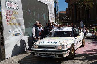 Riolo Partenza, CAMPIONATO ITALIANO RALLY AUTO STORICHE