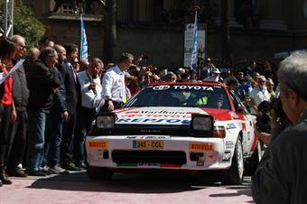Patuzzo Partenza, CAMPIONATO ITALIANO RALLY AUTO STORICHE