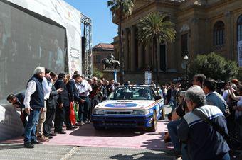 Valente Partenza, CAMPIONATO ITALIANO RALLY AUTO STORICHE