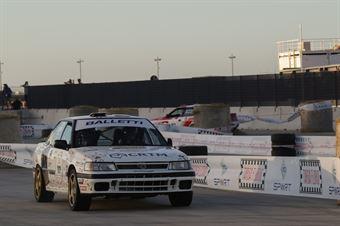 Riolo Toto,Rappa Gianfrancesco Maria(Subaru legacy,CST Sport,#101), CAMPIONATO ITALIANO RALLY AUTO STORICHE