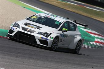 Antonello Danetti (BD Racing,Cupra TCR DSG #24), TCR DSG ENDURANCE