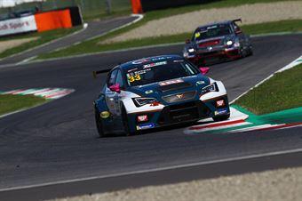 Barberini Fedeli (Scuderia del Girasole,Cupra TCR DSG #33), TCR DSG ITALY ENDURANCE