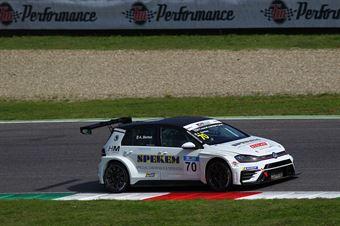 Alessandro Berton (Elite Motorsport, Volkswagen Golf GTI TCR DSG #70), TCR DSG ITALY ENDURANCE