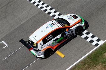 Cassarà Tapparo (Pit Lane Competizioni,Volkswagen Golf GTI TCR DSG #83), TCR DSG ENDURANCE