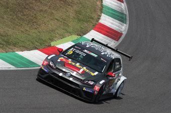 Cenedese Patrinicola (Scuderia del Girasole, Volkswagen Golf GTI TCR DSG #9), TCR DSG ENDURANCE