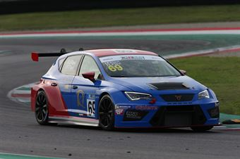 Flavi Flavi (BD Racing,Cupra TCR DSG #69), TCR DSG ITALY ENDURANCE