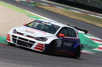 Gabbiani Segu (Pit Lane Competizioni,Volkswagen Golf GTI TCR DSG #3), TCR DSG ENDURANCE