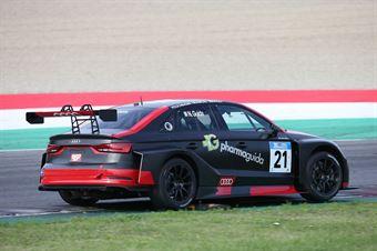 Nicola Guida (Scuderia del Girasole,Audi RS3 LMS TCR DSG #21)2, TCR DSG ITALY ENDURANCE