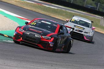 Guida Greco (Scuderia del Girasole,Audi RS3 LMS TCR DSG #21)2 , TCR DSG ENDURANCE