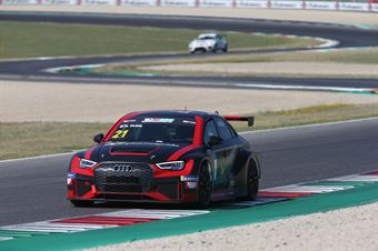 Guida Greco (Scuderia del Girasole,Audi RS3 LMS TCR DSG #21)2, TCR DSG ENDURANCE