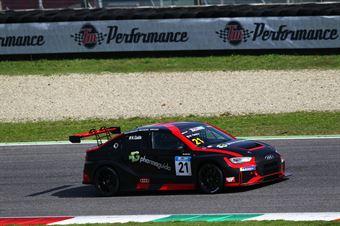 Guida Greco (Scuderia del Girasole,Audi RS3 LMS TCR DSG #21)2, TCR DSG ITALY ENDURANCE