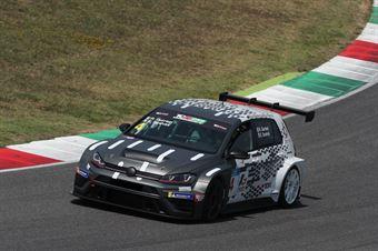 Gurrieri Scalvini (Scuderia del Girasole, Volkswagen Golf GTI TCR DSG #4), TCR DSG ENDURANCE