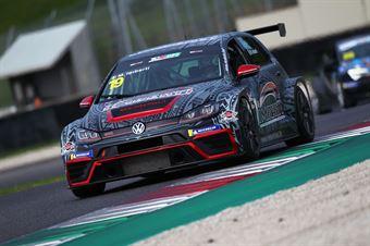 Michele Imberti (Elite Motorsport, Volkswagen Golf GTI TCR DSG #19), TCR DSG ITALY ENDURANCE
