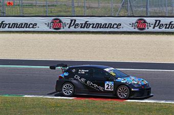 Masserini Vullo (BD Racing,Cupra TCR DSG #28), TCR DSG ENDURANCE