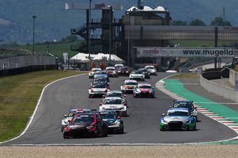 Start qualifyng race, TCR DSG ENDURANCE