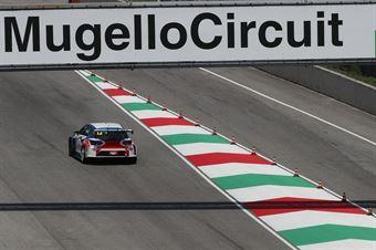 Ruberti Bellin (BF Motorsport,,Cupra TCR DSG #13), TCR DSG ENDURANCE