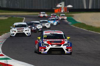 Ruberti Montalbano (BF Motorsport,,Cupra TCR DSG #13), TCR DSG ITALY ENDURANCE