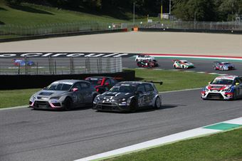 Sciaguato Sciaguato  (BD Racing,Cupra TCR DSG #31)Gurrieri Scalvini (WW Motorsport, Volkswagen Golf GTI TCR DSG #4), TCR DSG ITALY ENDURANCE