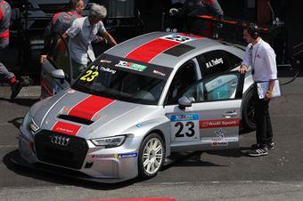 Alessandro Thellung (Scuderia del Girasole,Audi RS3 LMS TCR DSG #23), TCR DSG ENDURANCE