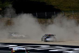 Barberini Fedeli (Scuderia del Girasole,Cupra TCR DSG #33) Alessandro Thellung (Scuderia del Girasole,Audi RS3 LMS TCR DSG #23), TCR DSG ENDURANCE