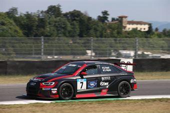 Pelatti Volpato (Scuderia del Girasole,Audi RS3 LMS TCR DSG #7), TCR DSG ENDURANCE
