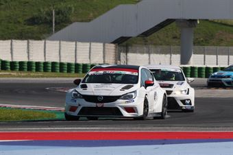 Andrea Argenti (South Italy RT,Opel Astra TCR #2), TCR ITALY TOURING CAR CHAMPIONSHIP