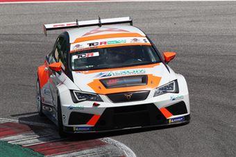 Matteo Bergonzini (BF Motorsport,Cupra TCR DSG#72), TCR ITALY TOURING CAR CHAMPIONSHIP