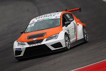Peter Gross (Team Wimmer Werk MS,Cupra Leon TCR 2018 #55), TCR ITALY TOURING CAR CHAMPIONSHIP
