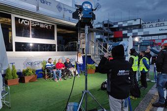 Trasmissione TV Oltre la gara, TCR ITALY TOURING CAR CHAMPIONSHIP